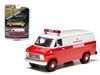 1977 Chevrolet G20 Van City Fire Department Hobby Exclusive (1:64)