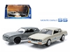 First Cut 1981-84 Chevrolet Monte Carlo SS Hobby Only Exclusive 2 Cars Set (1:64)