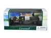 14 Ton Military Army Vehicle with Trailer and Display Case (1:43)