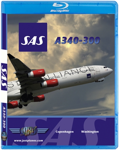 SAS A340 (BluRay DVD)