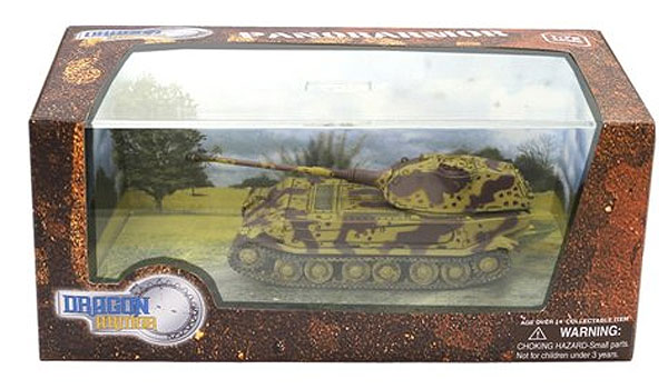 VK. 45.02 H Tank - Eastern Front 1945 - Panor Armor Series (1:72)
