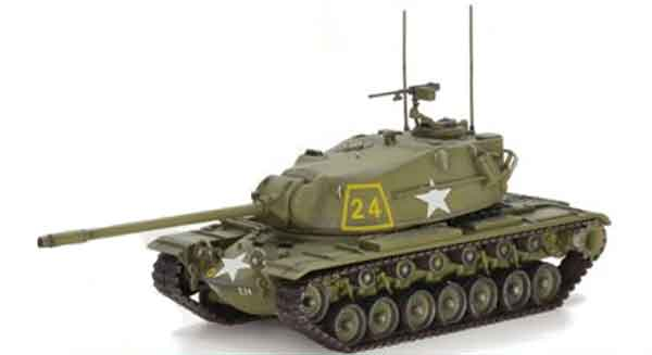 M103A1 Heavy Tank E Company 34th Armor 24th Infantry Division Germany 1959 (1:72)