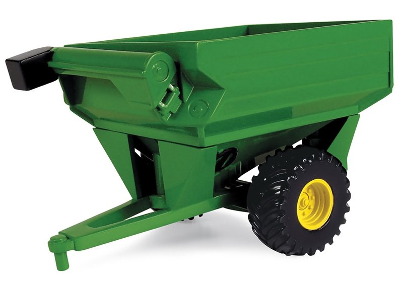 Green Mini Grain Cart