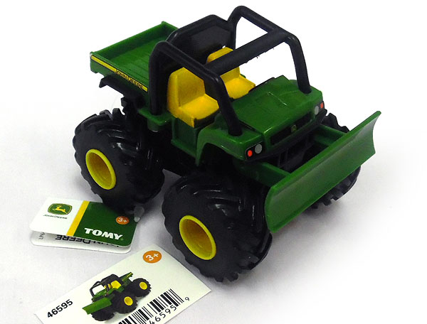 John Deere Monster Tread Pull Back Gator (1:64)