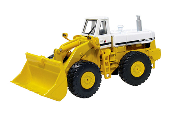 International 560 Pay Loader Functioning front bucket and (1:87)