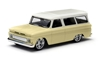 1966 Chevrolet Suburban in Yellow (1:43)
