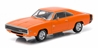 1970 Dodge Charger R/T in HEMI Orange (1:43)