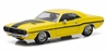 1970 Dodge Challenger R/T in Yellow with Black Stripes (1:43)