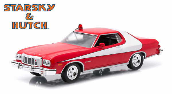 1976 Ford Gran Torino - Starsky and Hutch TV Series 1975-79 - New Tooling (1:43)