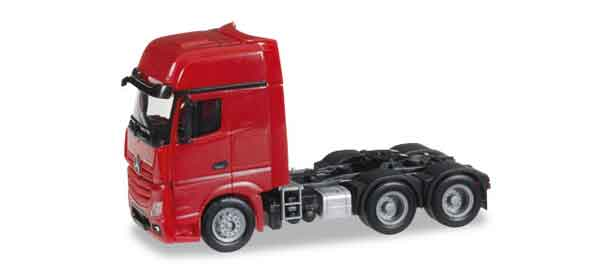Mercedes-Benz Actros Gigaspace 6X4 Truck (1:87)