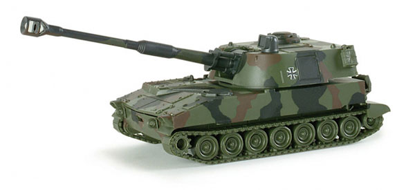 Self-Propelled Howitzer M109 A3G (1:87)