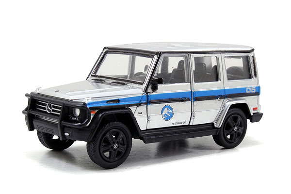 Mercedes-Benz G-Class 4x4 - Jurassic World 2015 (1:43)