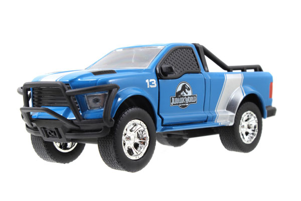 Jurassic World - Rescue Truck - Jurassic World 2015 (1:43)