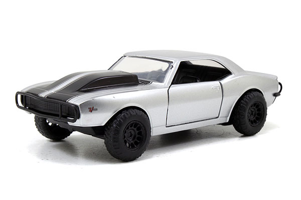 Roman's Chevy Camaro Off-Road - Furious 7 2015 -Scale is approximate (1:32)