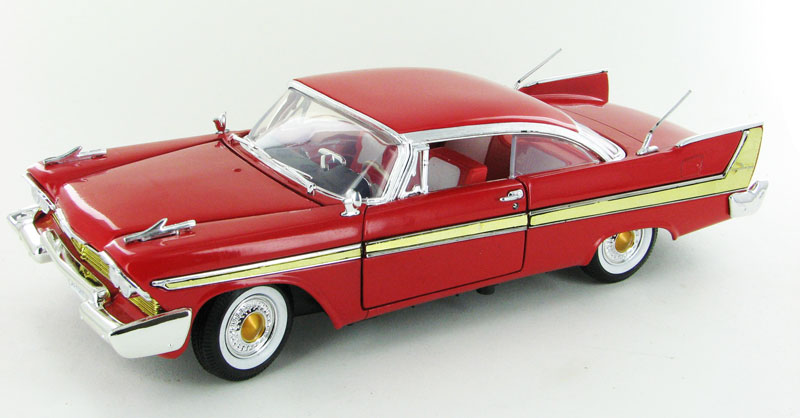 1958 Plymouth Fury (1:18)