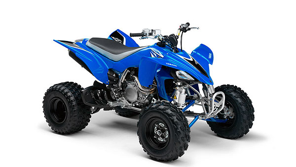 Yamaha YFZ 450 ATV in Blue (1:12)