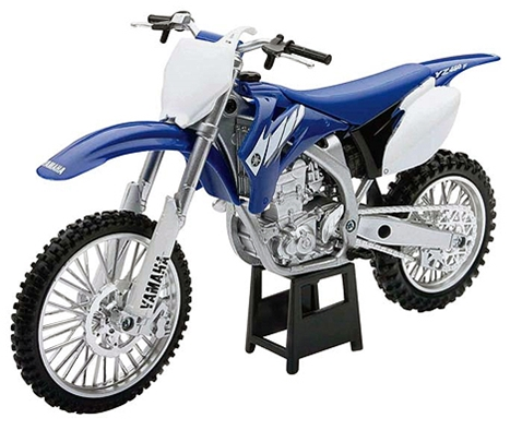 Yamaha YZ450F 2009 Dirt Bike (1:32)