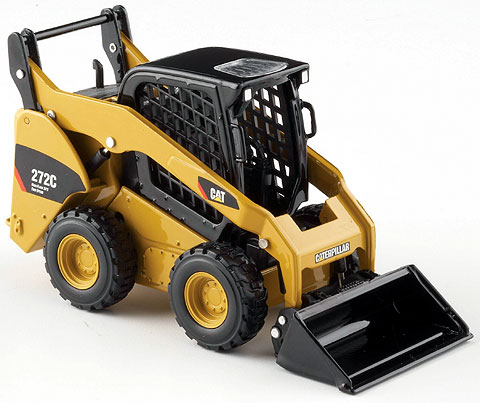 Caterpillar 272C Skid Steer Loader (1:32)