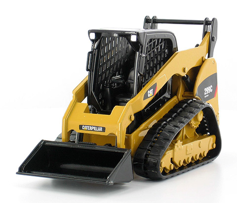 Caterpillar 299C Compact Track Loader (1:32)