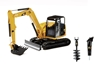 Caterpillar 308E2 CR SB Mini Hydraulic Excavator plus (1:32)