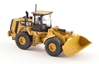 Caterpillar 966K Wheel Loader Articulated steering Oscillating rear 1:87 Scale