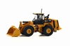 Caterpillar 972K Wheel Loader Articulated steering Oscillating rear 1:87 Scale