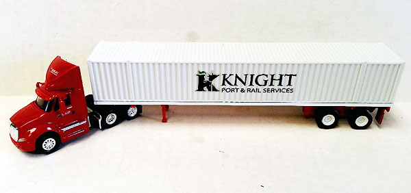 Oklahoma Tank Lines - Freightliner Cascadia Day cab 1:87 Scale
