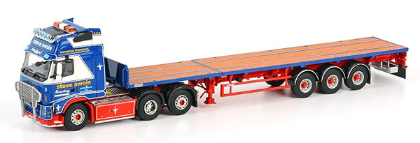 Steve Swain - Volvo FH2 Globetrotter XL Tractor (1:87)