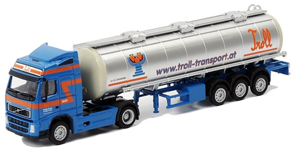 Troll Wemmers - Volvo FH 2 Globetrotter (1:87)