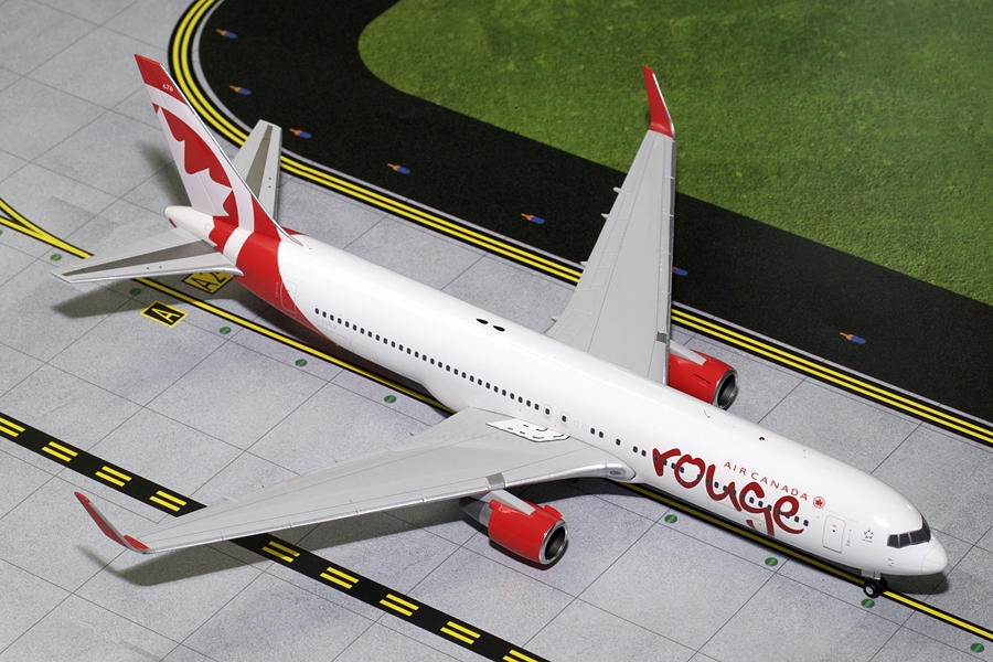 Air Canada Rouge B767-300 Winglets C-FMLV (1:200) - Preorder item, Order now for future delivery