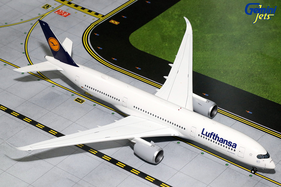 Lufthansa A350-900 D-AIXA (1:200) - Preorder item, order now for future delivery