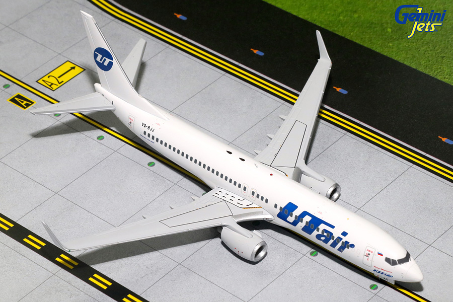 UTAir B737-800 winglets VQ-BJJ (1:200) - Preorder item, order now for future delivery