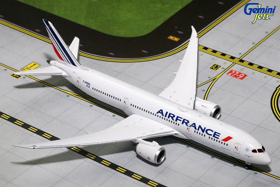 Air France B787-9 F-HRBA (1:400) - Preorder item, order now for future delivery