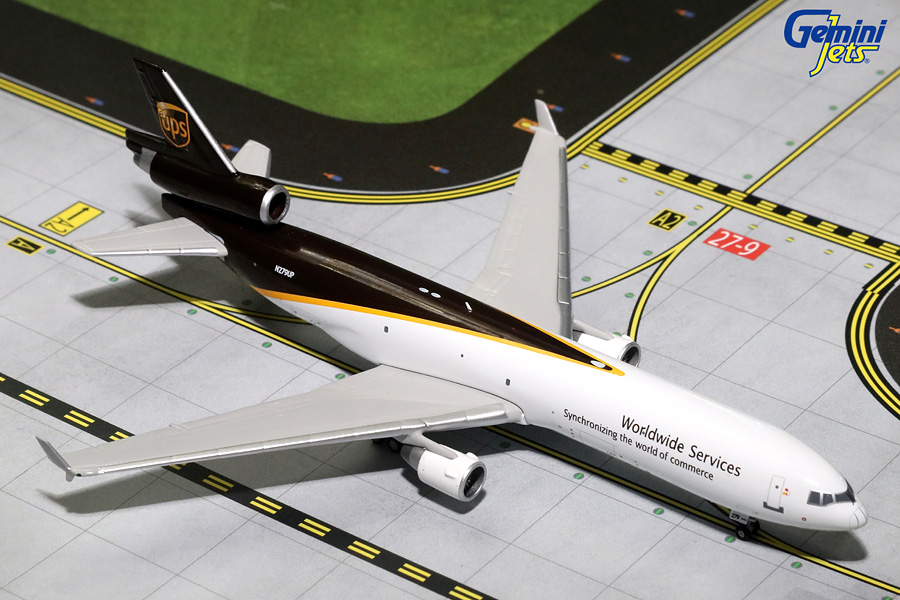 UPS MD-11F N279UP (1:400) - Preorder item, order now for future delivery
