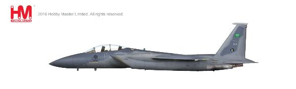 F-15S Strike Eagle, 6th Sqn./5th Wing,  Royal Saudi Air Force, 2008 (1:72) - Preorder item, Order now for future delivery