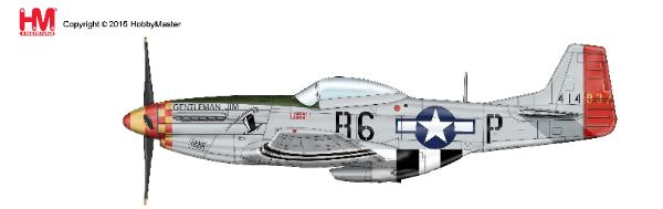 "P-51D Mustang, ""Gentleman Jim"", 363rd FS, 357th FG, 1944 (1:48) - Preorder item, order now for future delivery"