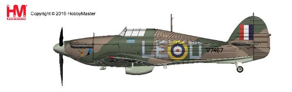 Hawker Hurricane I LE-D, Sqn Ldr Douglas Bader, No 242, Coltishall, Sept 1940 (1:48) - Preorder item, order now for future delivery