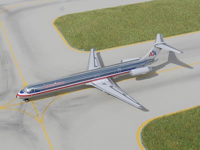 American Airlines MD-82 (1:250)