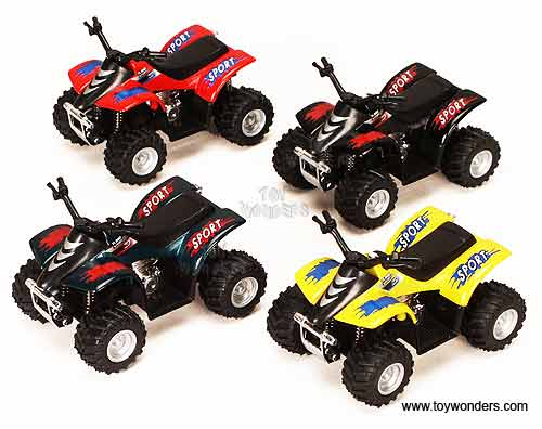 "Smart ATV (3.5"", Assorted Colors.)"