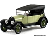 Cadillac Convertible (1919, 1:32 scale diecast model car, Light Green)