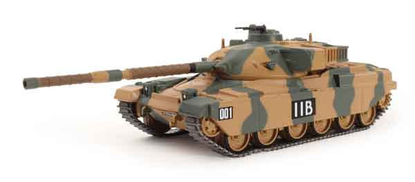 Chieftain Main Battle Tank (1:43)
