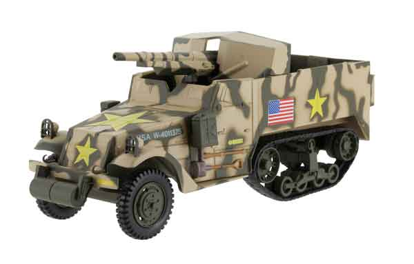 M3 75mm Gun Motor Carriage  (1:43)