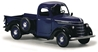 1938 International D-2 Pickup (1:25)