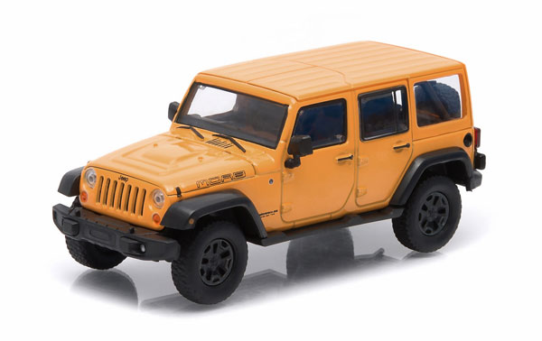 2013 Jeep Wrangler Unlimited  (1:43)
