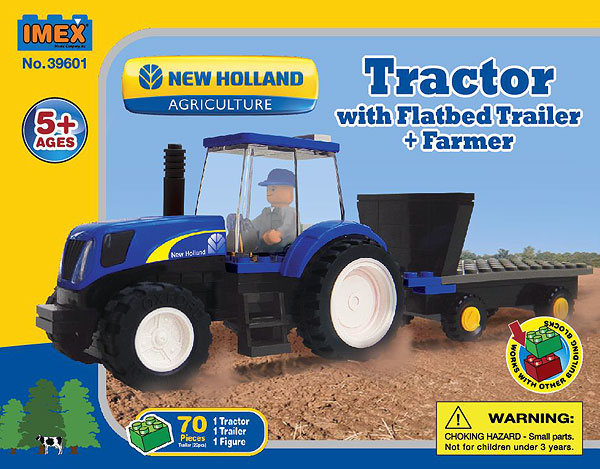 New Holland TS6 Tractor