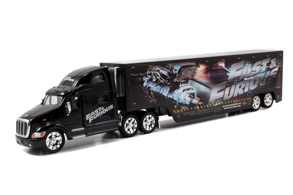 Peterbilt Model 387 Long Hauler - Furious 7  (1:64)