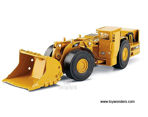 Caterpillar R1700G Underground Mining Loader (1/50 scale diecast model car, Yellow)