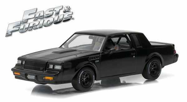 1987 Buick Grand National GNX - Fast and Furious (2009) 1:43
