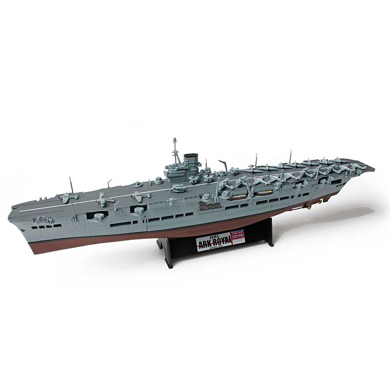 HMS Ark Royal, Atlantic, 1941 (1:700)