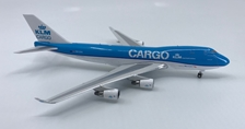 KLM Cargo B747-400F New Livery PH-CKA (1:400) -, Phoenix 1:400 Scale Diecast Aircraft, Item Number PH4KLM1836